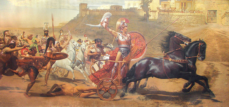 an analysis on homers views of life and death through achilles and hector Homer on life and death jg quotes the scholiasts over and over in support of his own view and i must griffin's analysis of the portrayal of achilles is.