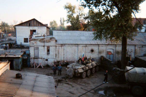 Грозный - Красный молот []