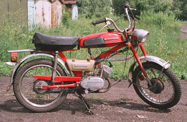Нажмите для увеличения фотографии.  Фото Куплю любой советский мопед.