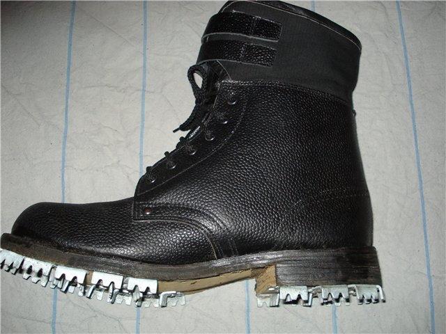 горные ботинки [ скачано с инета]
