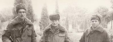 офицеры Суворов, Колодкин ряд Олексюк Ю []