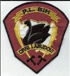 Эмблема: мусульманский спецназ Черные лебеди []