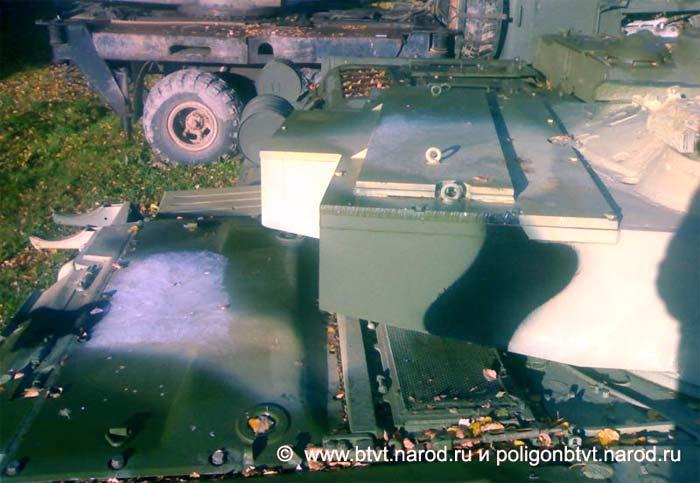 Объект 292 на шасси Т-80