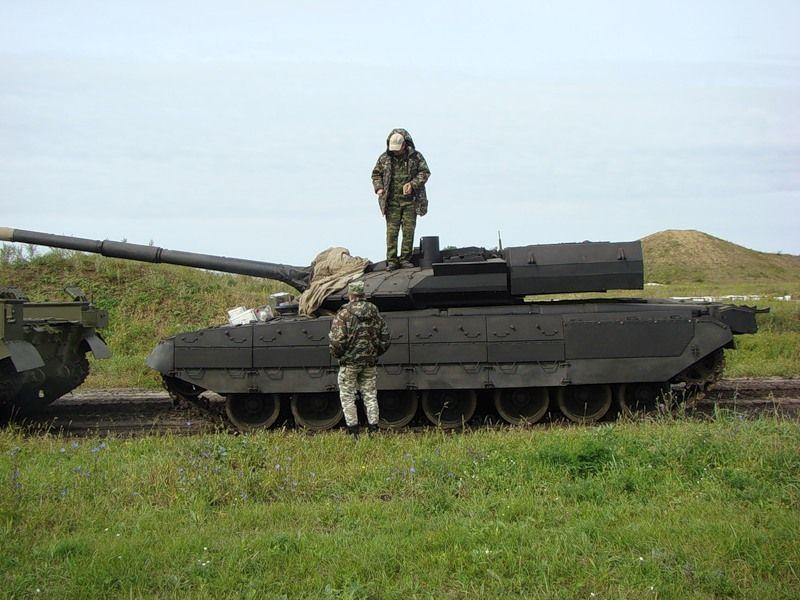 Модель Танка Т 40