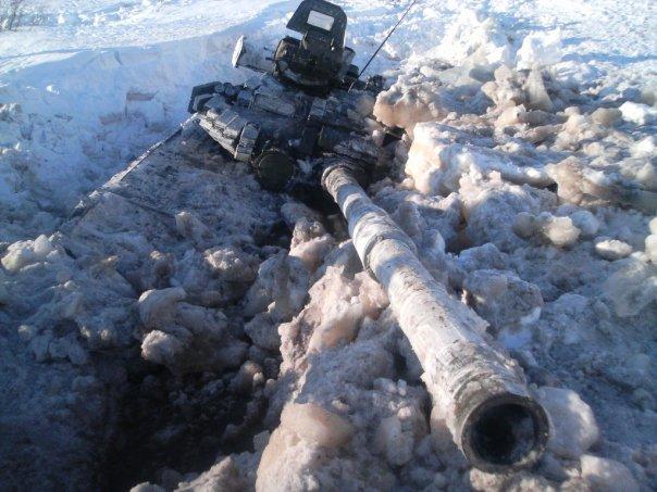 Танки - Т-72, Т-80, Т-90