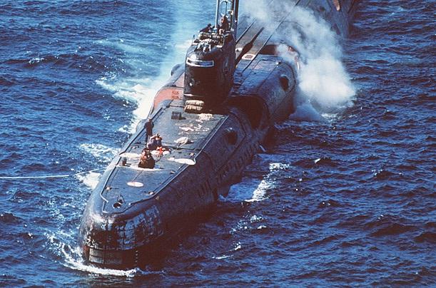 аварии на атомных подводных лодках за последние 60 лет
