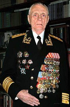 Адмирал амелько николай николаевич